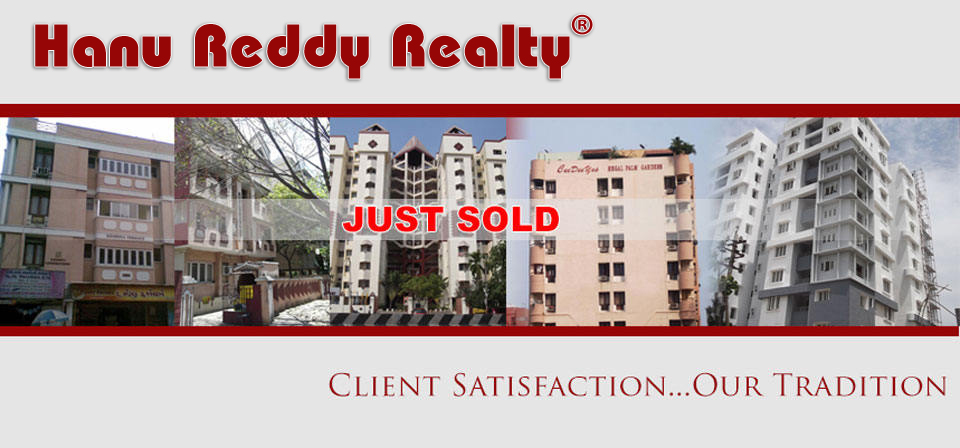 Real Estate Hanu Reddy Realty Promotion