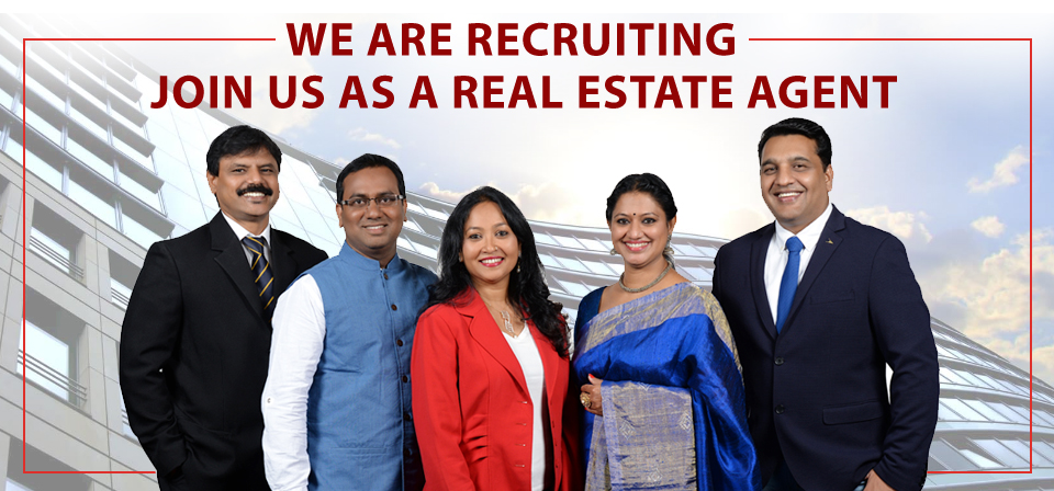 Real Estate Hanu Reddy Realty Career