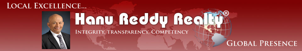 Hanu Reddy Realty Logo