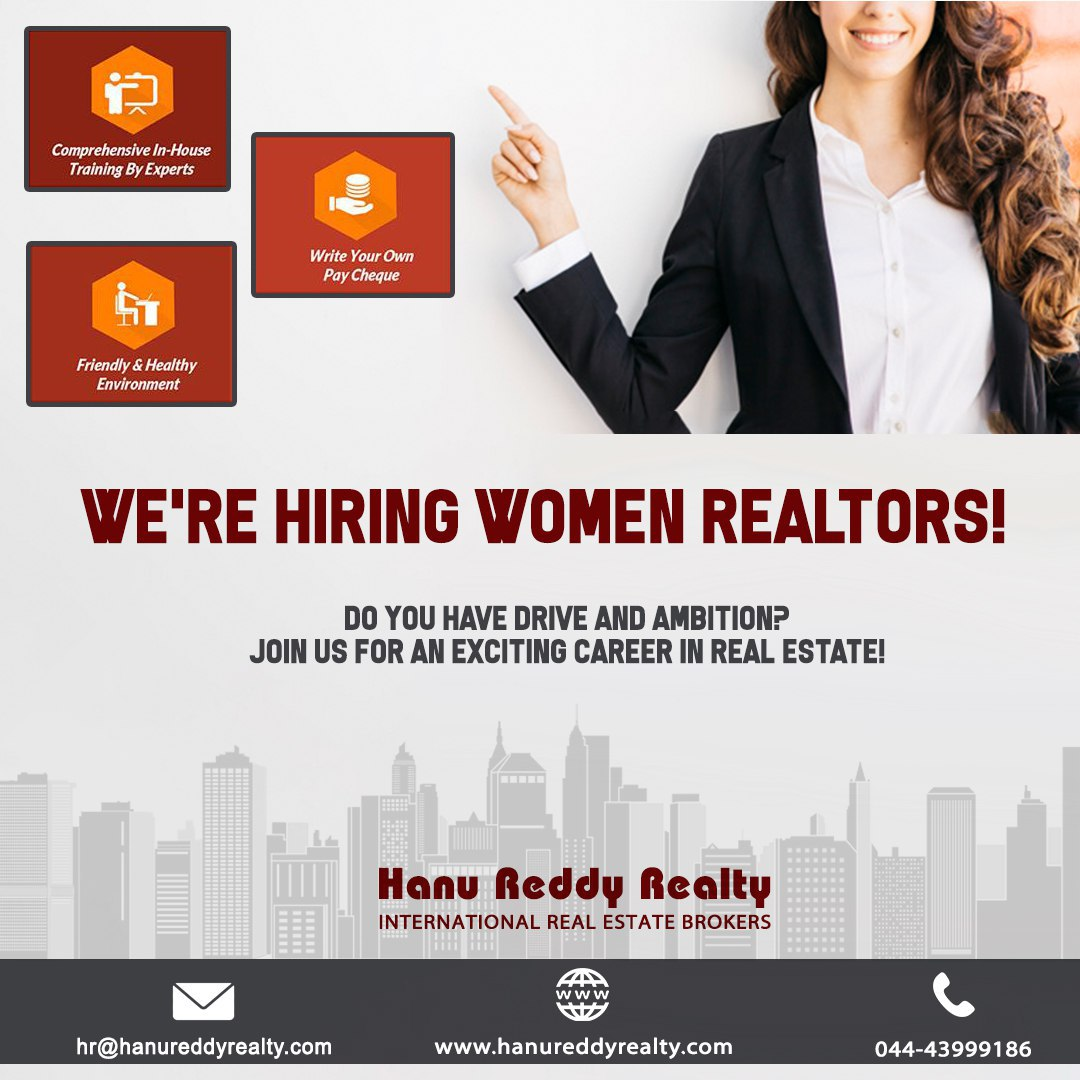WOMEN REAL ESTATE CONSULTANT