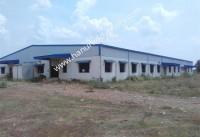 Chennai Real Estate Properties Industrial Building for Sale at Irungattukottai