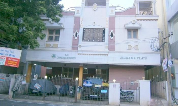 3 BHK Flat for Sale in Velachery