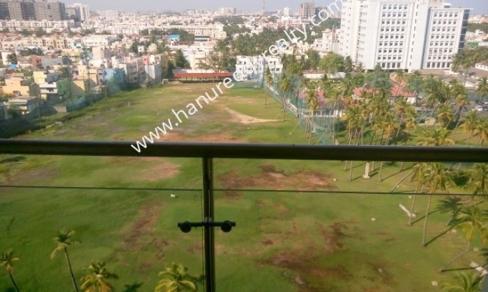 3 BHK Flat for Rent in Thoraipakkam