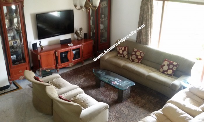 3 BHK Flat for Sale in MRC Nagar