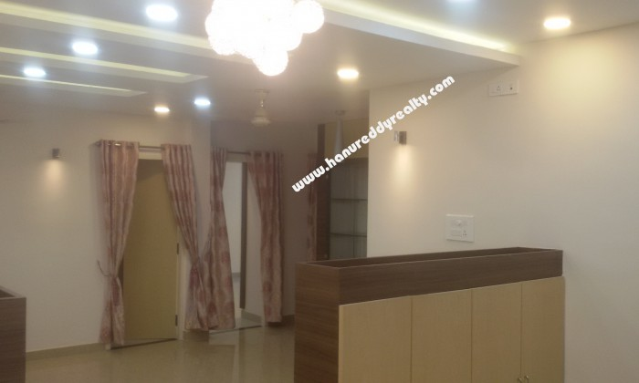 3 BHK Flat for Sale in Poes Garden