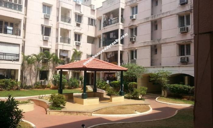 3 BHK Flat for Sale in Raja Annamalaipuram