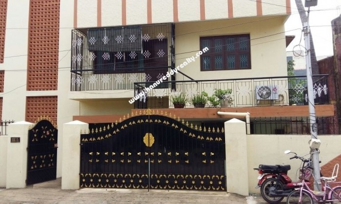 7 BHK Independent House for Sale in Anna Nagar East