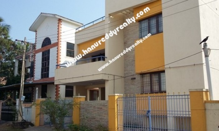 4 BHK Independent House for Sale in Thoraipakkam