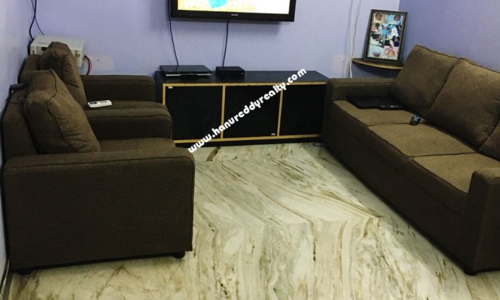 2 BHK Flat for Sale in Injambakkam