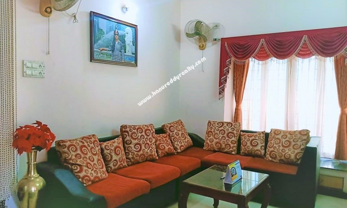 4 BHK Independent House for Sale in Mogappair West