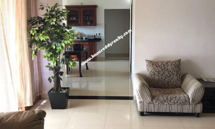 4 BHK Flat for Sale in Perumbakkam