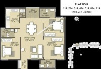 Chennai Real Estate Properties Flat for Sale at Urapakkam