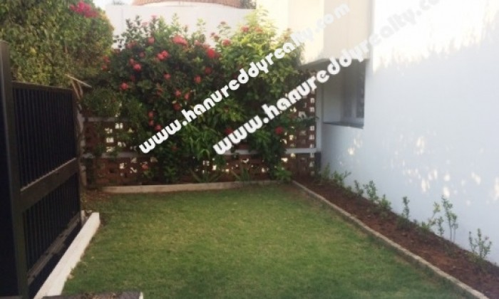 3 BHK Independent House for Rent in Nungambakkam