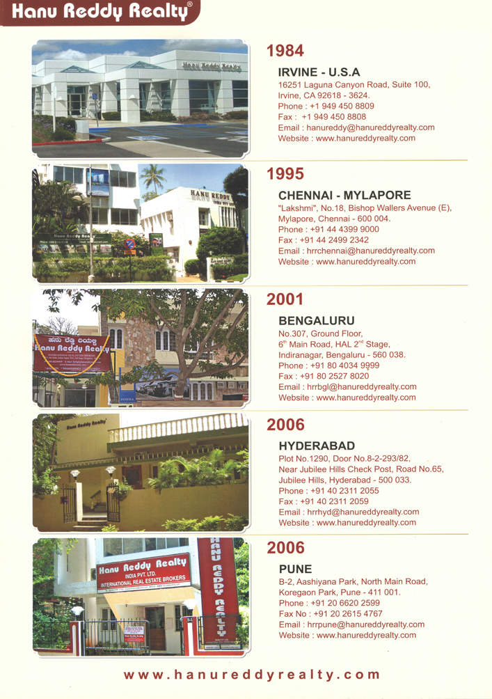 Chennai Real Estate Company
