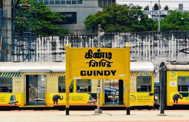 Office Space Guindy